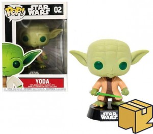 Figurka Star Wars Funko POP! Yoda *
