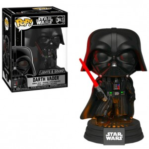 Figurka Star Wars Funko POP! Darth Vader z dźwiękiem