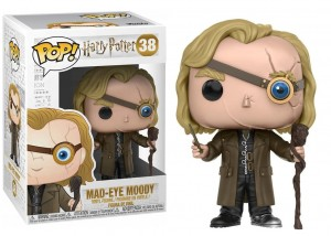 Figurka Harry Potter POP! Mad-Eye Moody