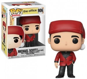 Figurka The Office Funko POP! Michael Scott as Santa