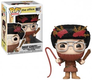 Figurka The Office Funko POP! Dwight Schrute as Belsnickel