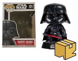 Figurka Star Wars POP! Darth Vader *