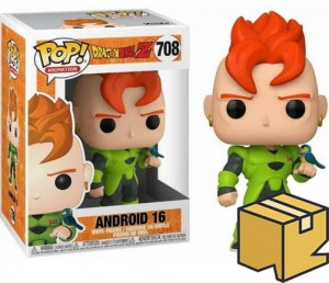 Figurka Dragon Ball Z POP! Android 16 *