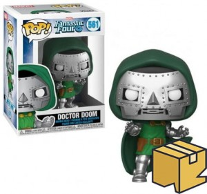 Figurka Marvel Fantastic Four POP! Doctor Doom *