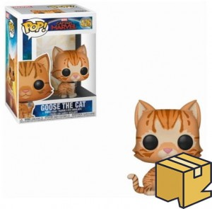 Figurka Captain Marvel POP! Goose The Cat *
