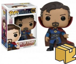 Figurka Doctor Strange Funko POP! Marvel *
