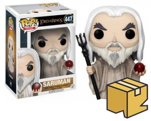 Figurka Lord Of The Rings POP! Saruman *