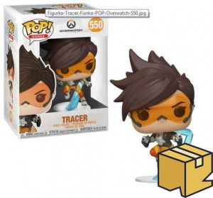 Figurka Overwatch POP! Tracer 550 *