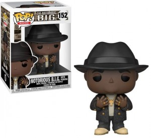 Figurka POP! Notorious B.I.G. with Fedora