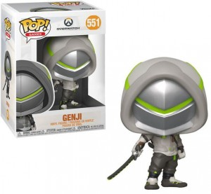 Figurka Overwatch POP! Genji 551