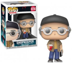 Figurka IT 2 POP! Shopkeeper Stephen King