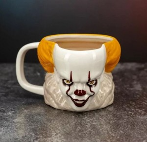 Kubek Pennywise IT 3D