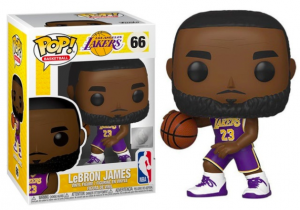Figurka Lebron James Funko POP! Lakers 66