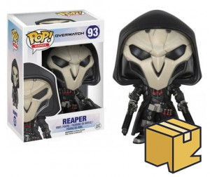 Figurka Overwatch POP! Reaper *