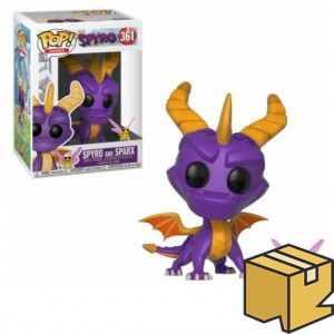 Figurka Spyro Funko POP! Spyro and Sparx *