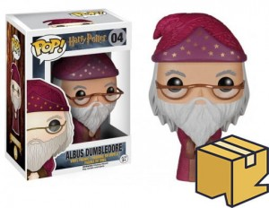 Figurka Albus Dumbledore POP! Harry Potter *