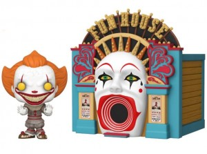 Figurka IT 2 POP! Demonic Pennywise & Funhouse