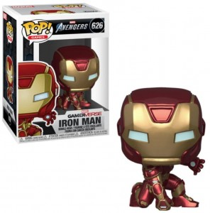 Figurka Avengers Game POP! Iron Man