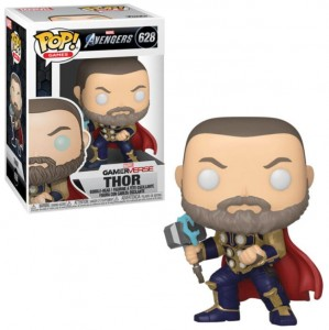 Figurka Avengers Game POP! Thor
