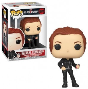 Figurka Black Widow Funko POP! Natasha Romanoff
