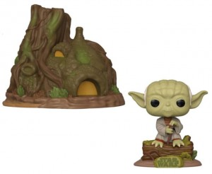 Figurka Star Wars POP! Town Yoda Hut
