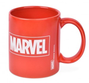 Kubek Marvel Comics Logo