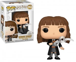 Figurka Harry Potter POP! Hermiona z Piórkiem