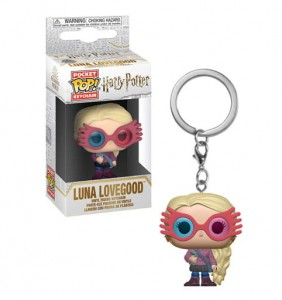 Brelok Harry Potter Funko POP! Luna Lovegood