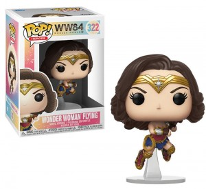 Figurka Wonder Woman POP! Wonder Woman 1984