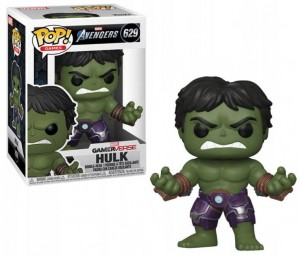 Figurka Avengers Game POP! Hulk