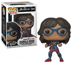 Figurka Avengers Game POP! Kamala Khan