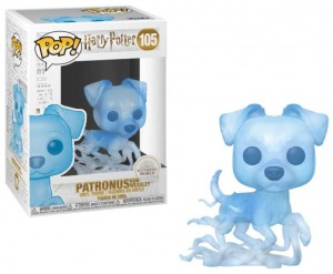 Figurka Harry Potter POP! Ron Weasley Patronus