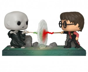 Figurka Harry Potter POP! Movie Moments Harry vs Voldemort