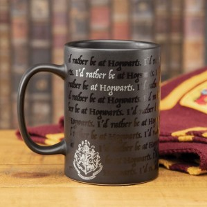 Kubek Harry Potter I Would Rather Be At Hogwarts