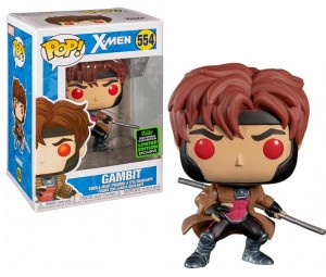 Figurka Marvel Funko POP! Gambit Limited Edition Exclusive
