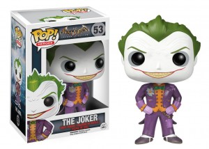 Figurka Batman Arkham Asylum POP! Joker