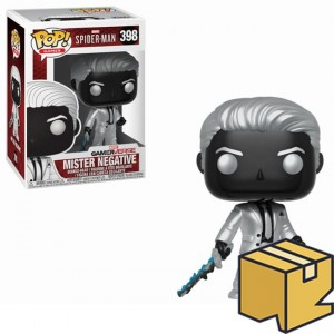 Figurka Spider-Man Game Marvel POP! Mister Negative *
