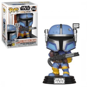Figurka Star Wars POP! Heavy Infantry Mandalorian