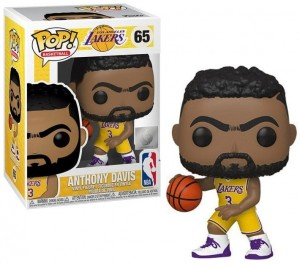 Figurka Anthony Davis Funko POP! Los Angeles Lakers
