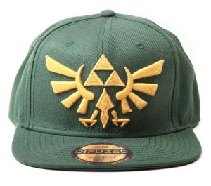 Czapka The Legend Of Zelda z daszkiem snapback