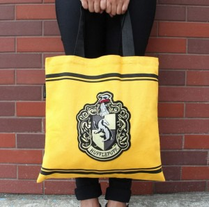 Torba Harry Potter Hufflepuff duża