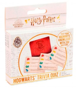 Gra Trivia Quiz Harry Potter