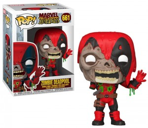 Figurka Marvel Zombie POP! Zombie Deadpool