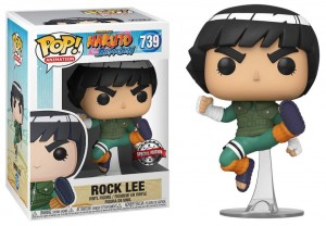 Figurka Naruto POP! Rock Lee Special Edition
