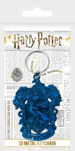 Brelok Harry Potter Ravenclaw metalowy