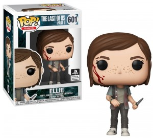 Figurka The Last Of Us 2 Funko POP! Ellie