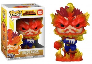 Figurka My Hero Academia POP! Endeavor