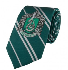 Krawat Harry Potter Slytherin