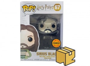 Figurka Harry Potter POP! Syriusz Black Azkaban Exclusive CHASE*
