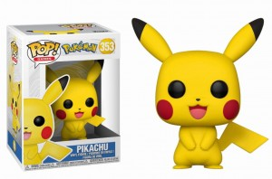 Figurka Pokemon Funko POP! Pikachu